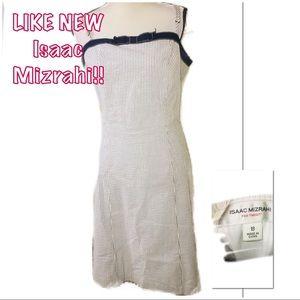 • ISAAC MIZRAHI | LIKE NEW | Cocktail Dress •